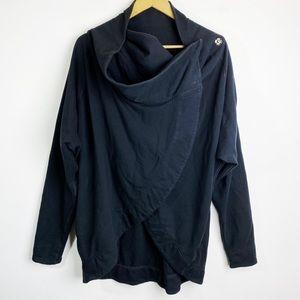 Lululemon Cocoon Wrap Jacket Black Size 6